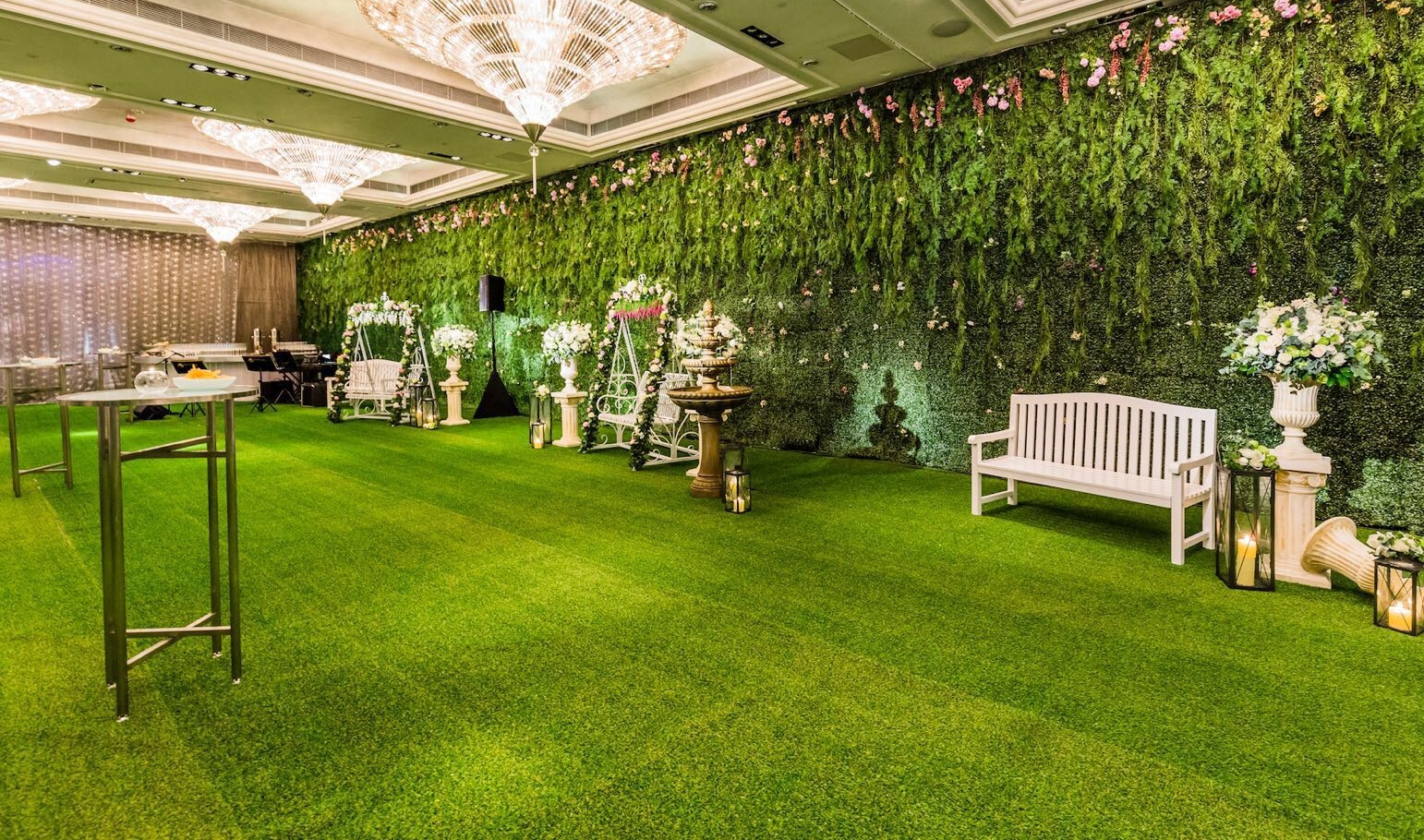 7 Ways to Use Indoor Artificial Grass