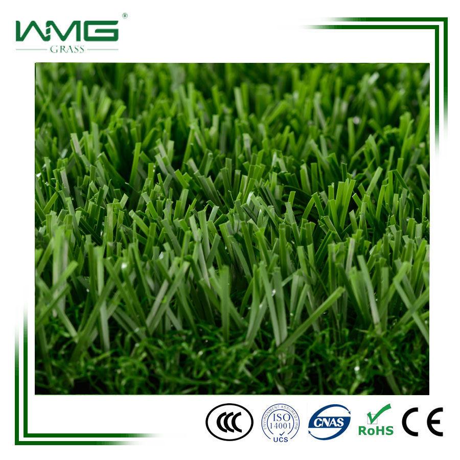 Natural plastic synthetic carpet landscape artificial grass for balcony